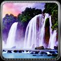 Shock rainforest waterfall-Pro icon