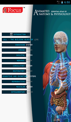 【免費醫療App】Anatomy Atlas - Animated-APP點子