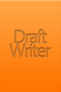 DraftWriter - Quick Notes - screenshot thumbnail