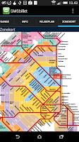 Screenshot of SMS-billet - bus/tog/metro(HT)
