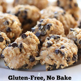 Gluten Free, No-Bake Energy Bites.