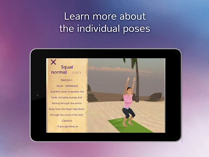 Core Yoga- screenshot thumbnail