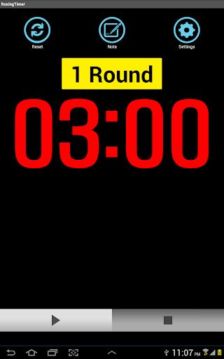 Boxing Timer (Training Timer) 5.4.8 screenshots 8