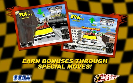 Crazy Taxi Screenshot 4