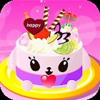 Super Delicious Cake Games icon