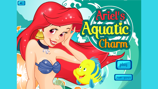 ARİELS Aquatic Beauty Dressup