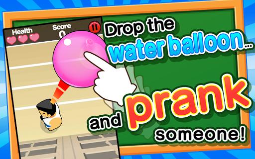 Water Balloon Bomber