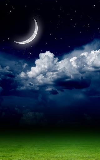 夜空动态壁纸