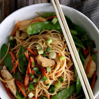 Chinese Chicken Spaghetti.