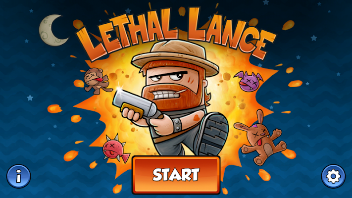 Lethal Lance - screenshot