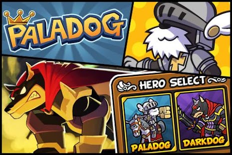 Paladog Free- screenshot thumbnail