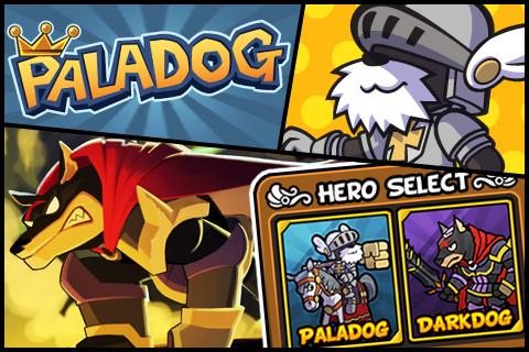 Paladog Free- screenshot