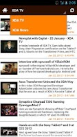 Screenshot of XDA-Developers TV