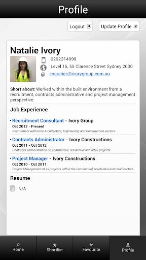 Ivory Jobs - Construction jobs