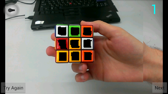 Cube Solver - screenshot thumbnail
