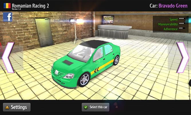 Romanian Racing 2 - screenshot