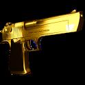 Desert Eagle Gold icon
