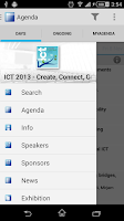 Screenshot of Conference4me