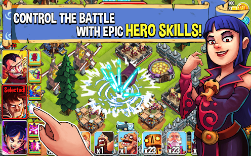 Battle Heroes:Clash of Empires - screenshot thumbnail