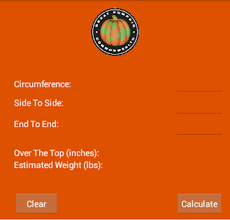 GPC Weight Estimator- screenshot thumbnail