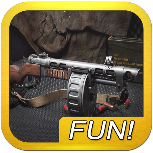 獵槍武器音效 休閒 App LOGO-APP試玩