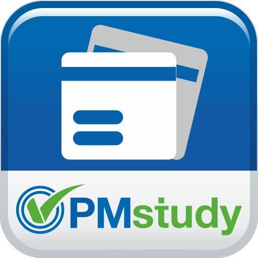 PMstudy Flashcard 教育 App LOGO-硬是要APP