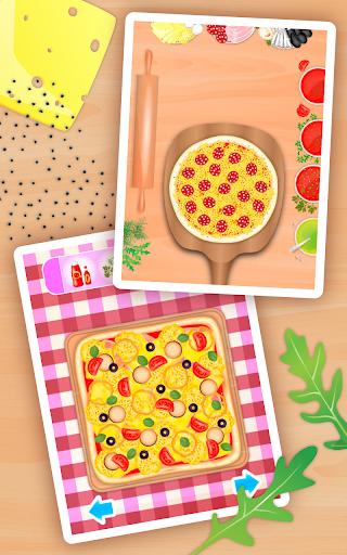 Pizza Maker - Cooking Game 1.36 screenshots 12