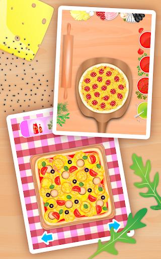 Pizza Maker Kids -Cooking Game  screenshots 12