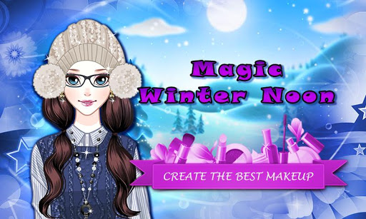 Magic Winter Noon Dressup