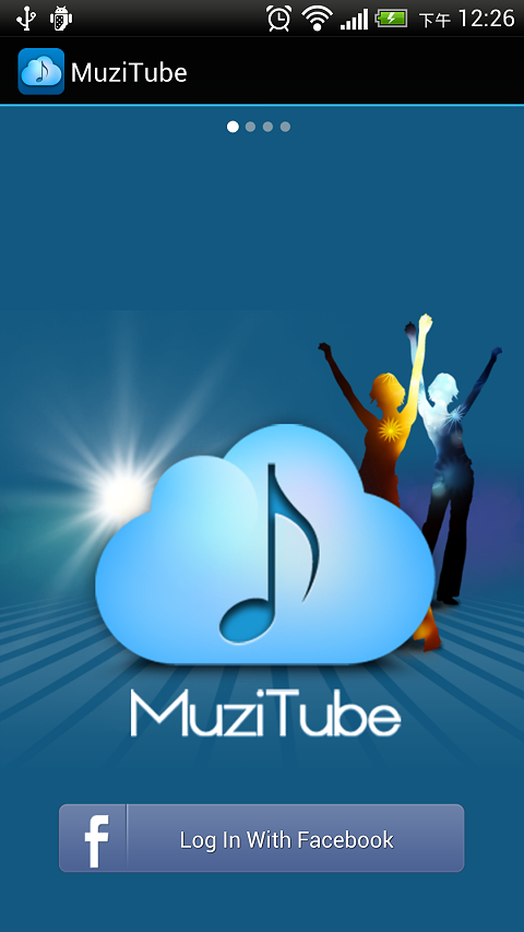 MuziTube - screenshot