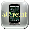aCircuit Board Live wallpaper_ logo