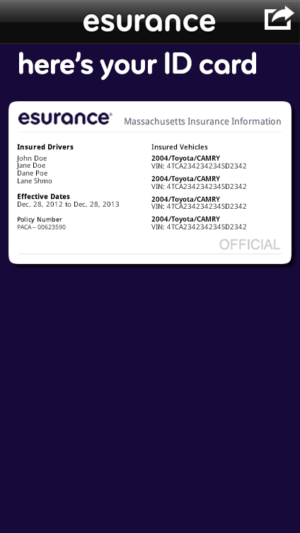 Esurance Mobile  Android Apps on Google Play
