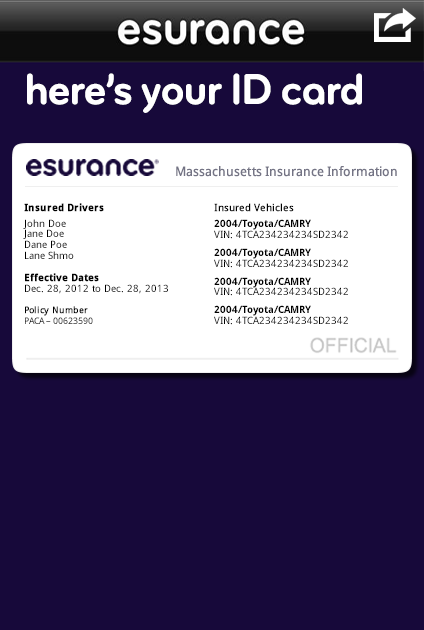 Esurance Vehicle Inspection Affordable Car Insurance