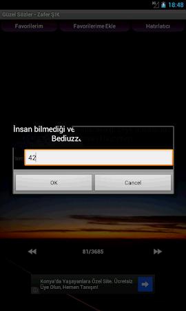 Güzel Sözler 15.6 screenshot 715536
