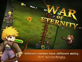 Screenshot of Warriors For Eternity Free