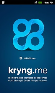 kryng.me Client- screenshot thumbnail