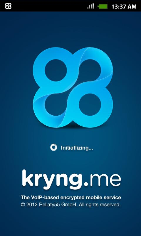 kryng.me Client - screenshot