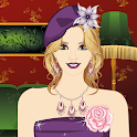 Hat Fashion Make Up Game logo