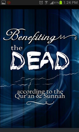 BenefitingTheDead Islamically