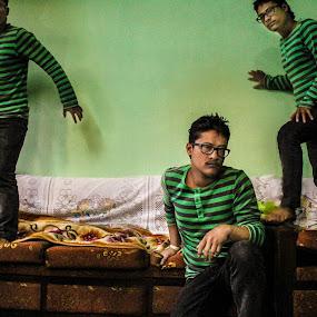 art of multiplicity by Raj Tandukar - Digital Art People
