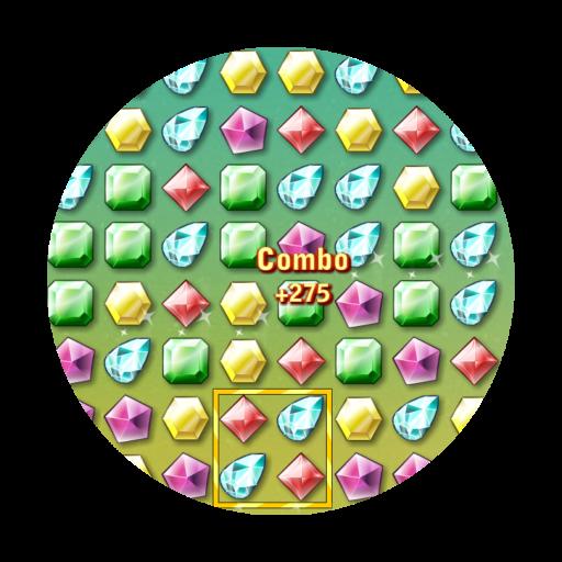 解谜のGem Twist Premium LOGO-記事Game