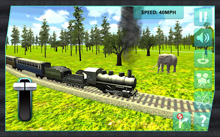 Real Train Driver Simulator 3D 1.0.3 screenshot 110730