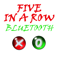 Five in a row Bluetooth 2.1