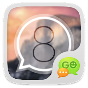 App GO SMS PRO ICOLOR8 THEME APK for Windows Phone