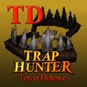 TRAP HUNTER TD logo