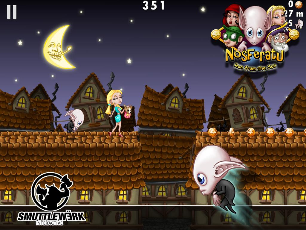 Nosferatu - Run from the Sun - screenshot