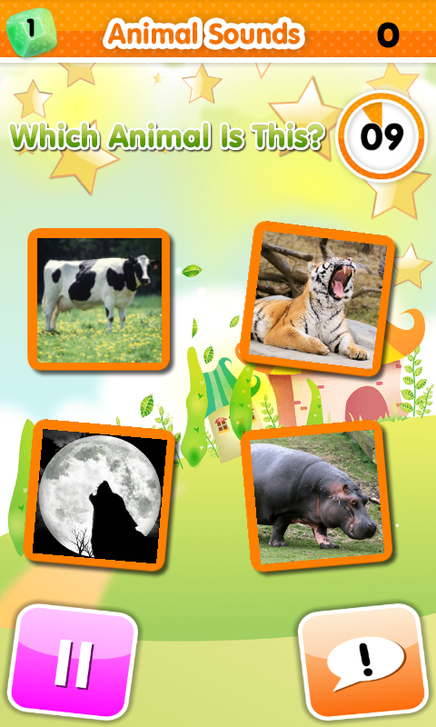 Zoo Quiz - screenshot