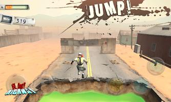 Screenshot of Zombies Don't Run