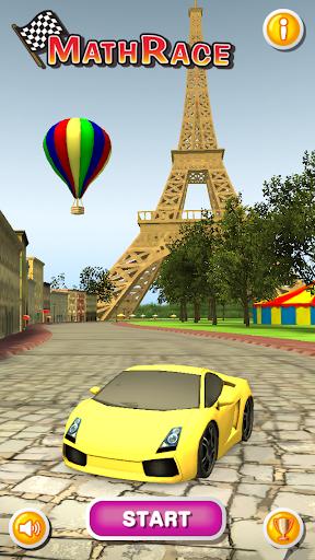 Math Race 3D