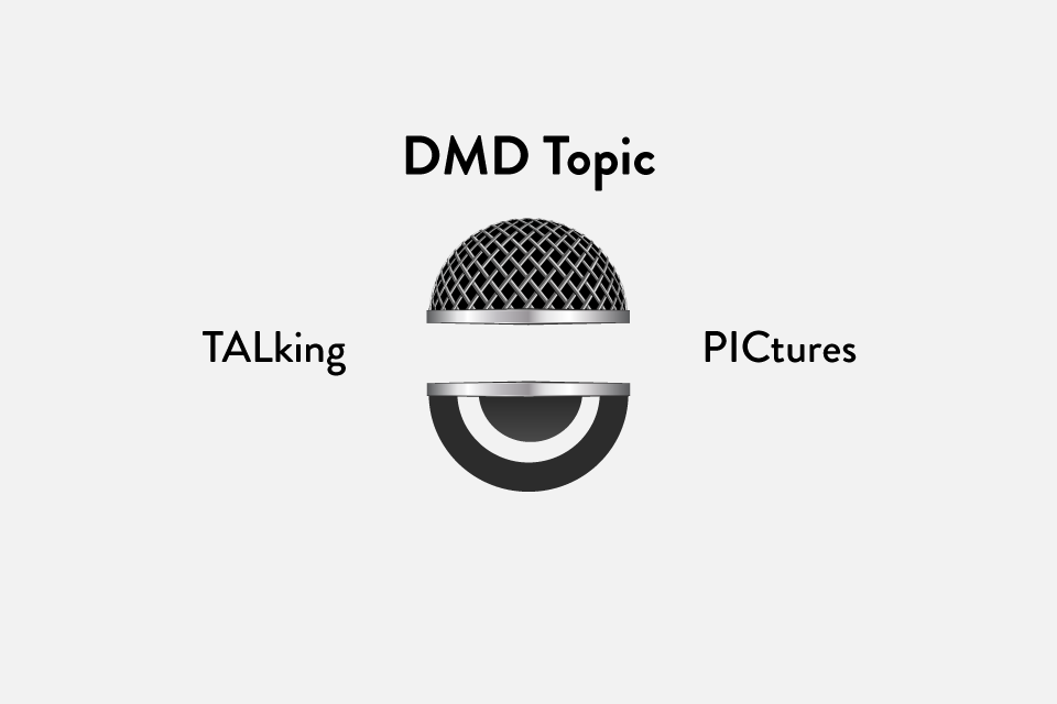 DMD Topic - Talking Pictures- screenshot